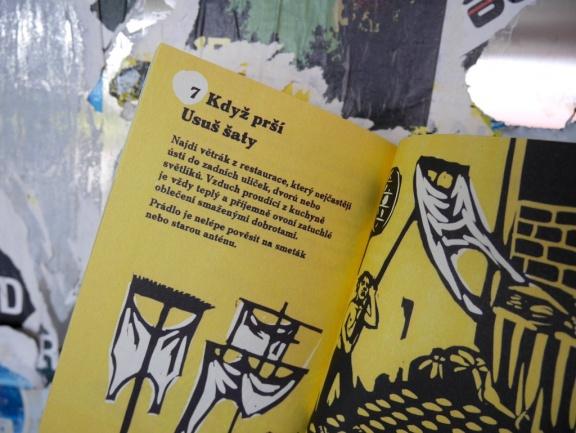 Zuzana HustMaš - Příručka pro přežití ve městě